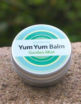 Mint yum yum SPF10 balm