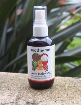 Calm Baby Mist, aromatherapy spray