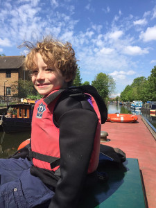 Narrow boat rides, regents canal