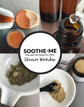 Vegan skincare workshop east london