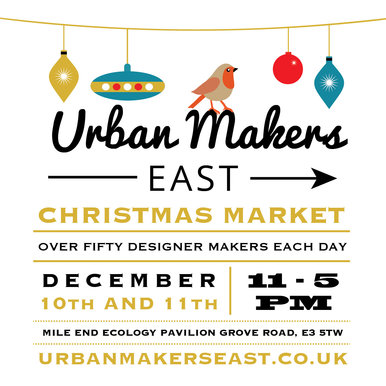Urban Makers East Dec 2016