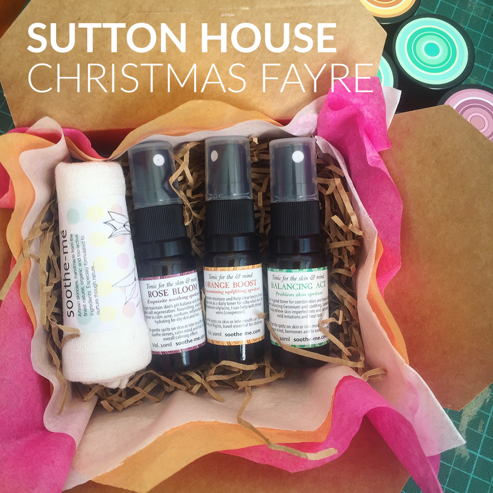 Sutton House Hackney Christmas Fayre