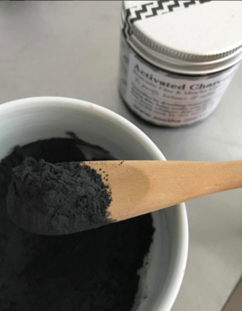 activated charcoal for acne