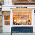 Know the origin popup shop shorditch