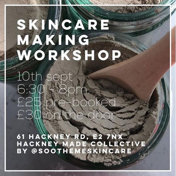 Skincare Making Workshop E3
