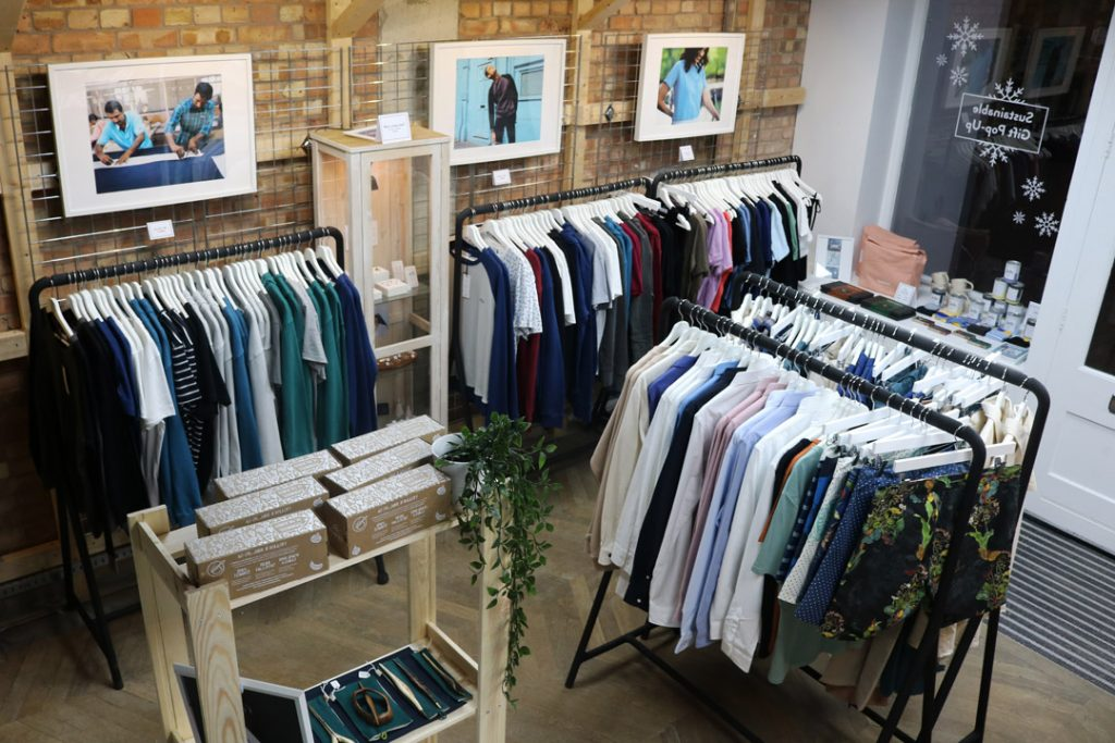 sustainable fashion brighton